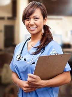 Our friendly staff will help the procedure go smoothly.